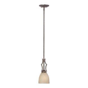Thomas Lighting Triton 1-Light Cone Pendant