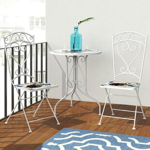 Oasis 2 Seater Bistro Set By Lily Manor