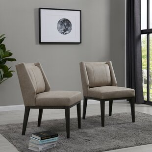 Burrill Upholstered Dining Chair Brayden Studio