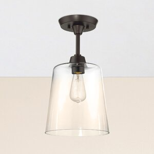 Claybourne Semi-Flush Mount