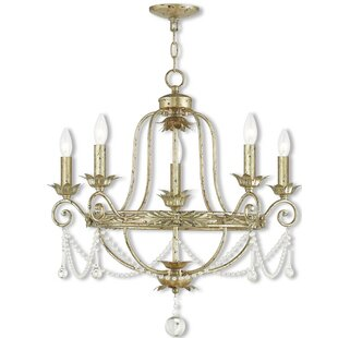 Astoria Grand Cargan 5-Light Chandelier