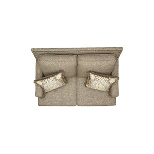 Shop Currahee Upholstery Cuddle Standard Loveseat by Red Barrel Studio