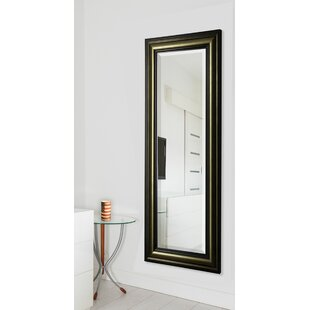 Reviews Stepped Antique Full Length Beveled Body Mirror By Darby Home Co