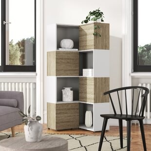 Dutra Corner Bookshelf By Ebern Designs