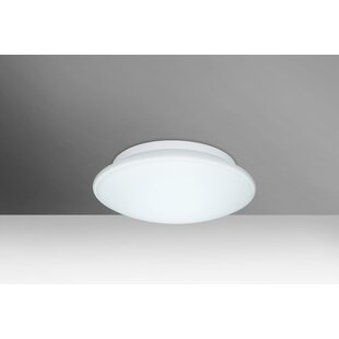 Besa Lighting Sola LED Outdoor Flush Mount