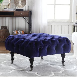 Reviews Chatsworth Cocktail Ottoman By Alcott Hill