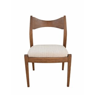 Langley Street Savion Upholstered Dining Chair (Set of 2)
