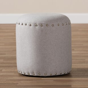 Hoppe Modern and Contemporary Standard Ottoman