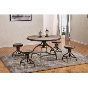 Clarklake 5 Piece Dining Set 17 Stories