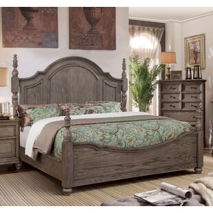 Comparison Kunkel Four Poster Bed by Ophelia & Co. Reviews (2019) & Buyer's Guide