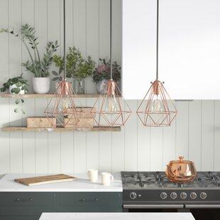 Brayden Studio Arian 3-Light Kitchen Isla..