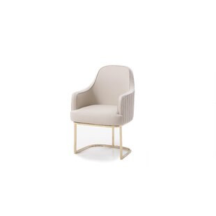 LurLine Upholstered Dining Chair by Merce..