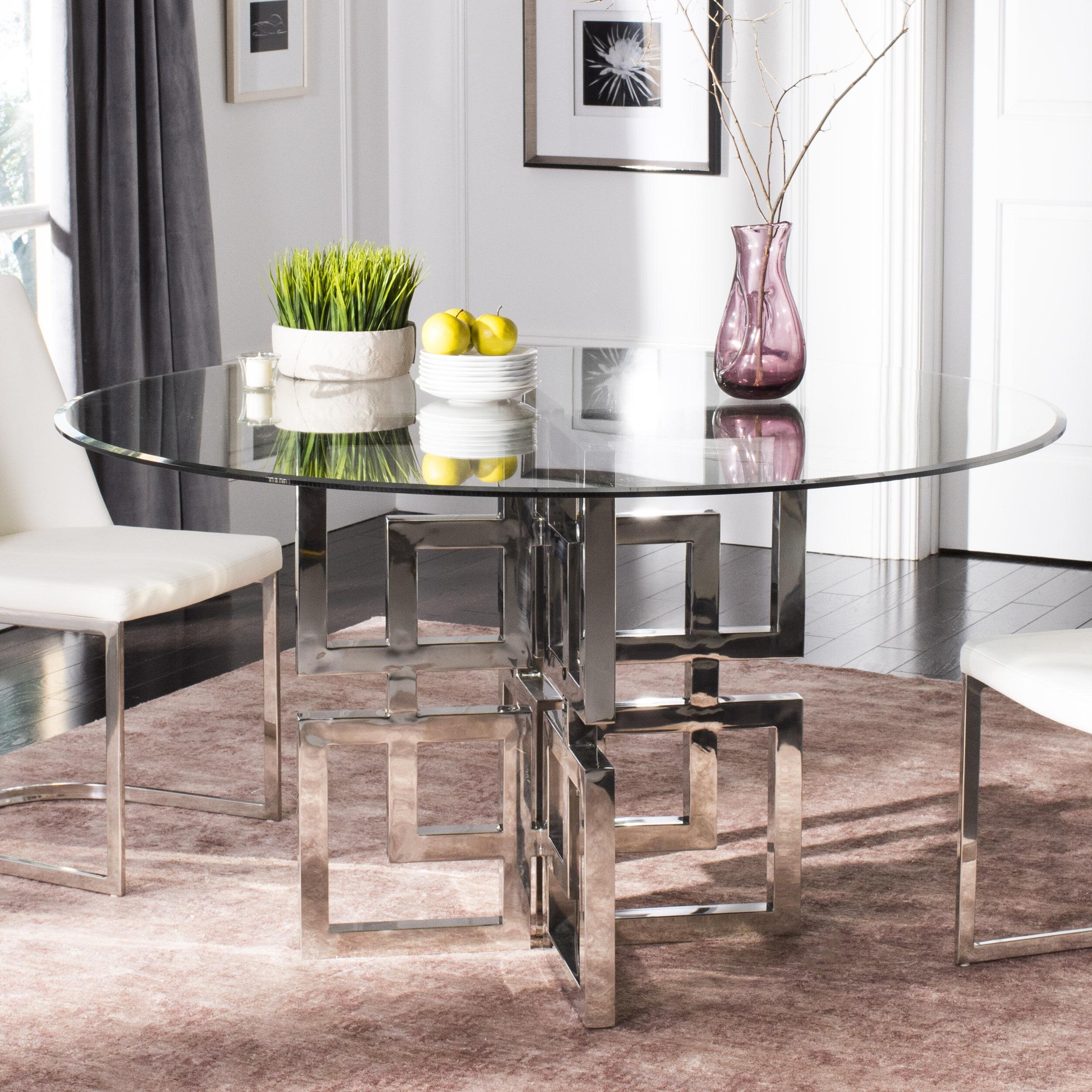 Turner 9'' Pedestal Dining Table
