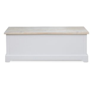 Vernia Hallway Wood Storage Bench By Brambly Cottage