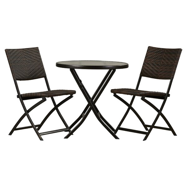 Merveilleux Outdoor Bistro Sets Youu0027ll Love | Wayfair