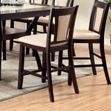 Wilburton 25.75 Bar Stool (Set of 2) by Darby Home Co