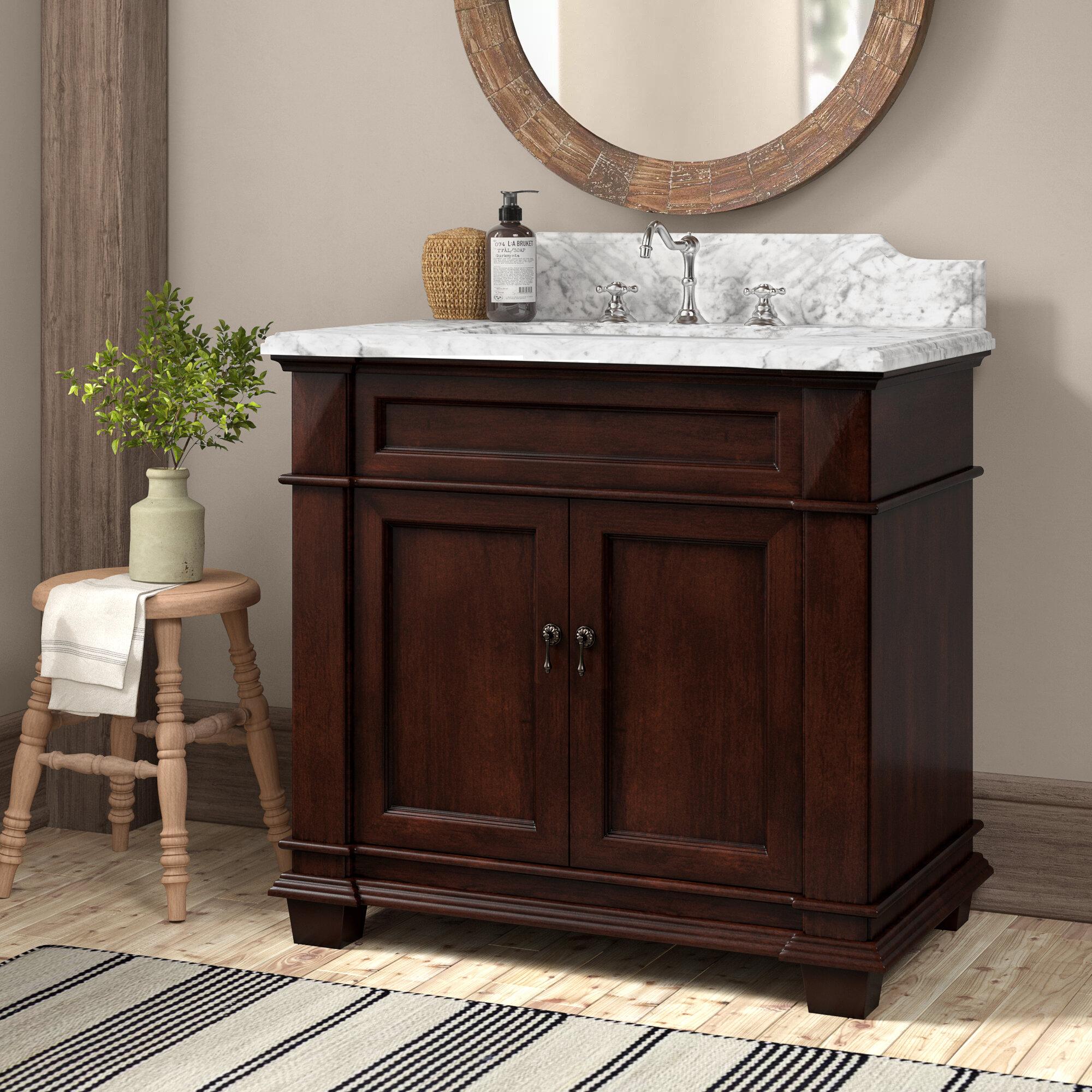 Birch Lane Parley 36 Single Bathroom Vanity Set Reviews Wayfair