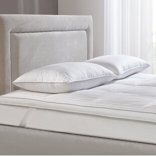 Collection 7cm Goose Down Mattress Topper By Symple Stuff