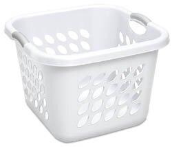 Sterilite Ultra Laundry Basket (Set of 6)