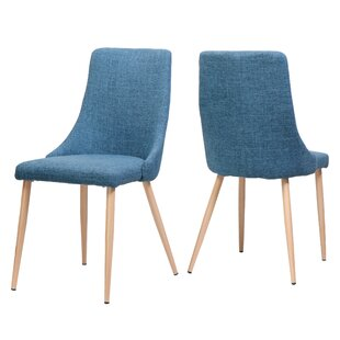 Ivy Bronx Sarita Upholstered Dining Chair (Set of 2)
