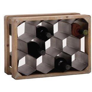 La Maison 11 Bottle Tabletop Wine Bottle ..