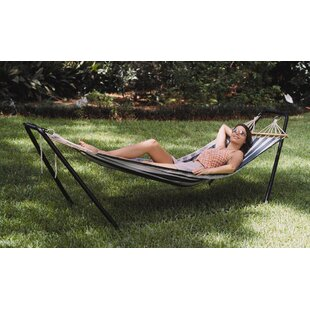 Texsport Crystal Bay PVC Hammock with Stand