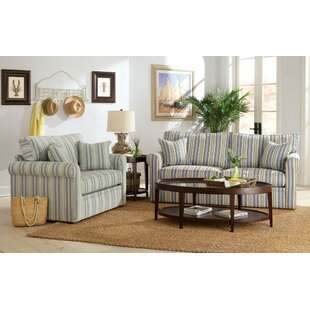 Twin Sleeper Loveseat by Overnight Sofa
