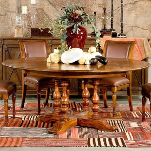 Walnut Jupe Extendable Solid Wood Dining Table