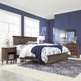Caitlynn Standard 3 Piece Bedroom Set by Longshore Tides