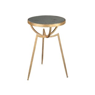 Everly Quinn Canvey Tripod End Table