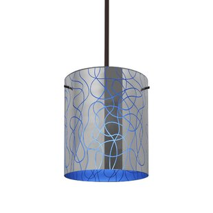 Brayden Studio William 1-Light Pendant