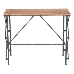 Williston Forge Marquetta Console Table
