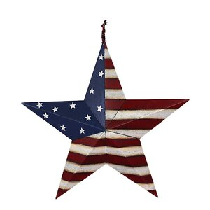 American Glory Star Wall Du00e9cor