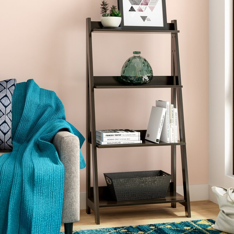 bookshelves ikea turquoise challenge decor styled coastal bookcase bookshelf styling