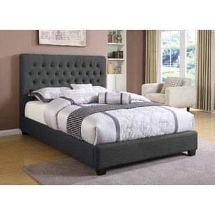 Red Barrel Studio Christen Upholstered Panel Bed
