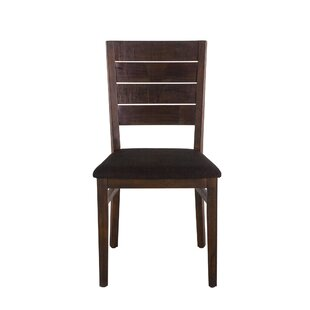 Alley Solid Wood Dining Chair (Set of 2)