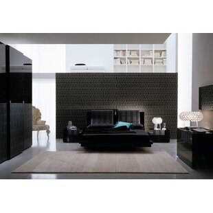 Rossetto USA Diamond Platform Configurable Bedroom Set