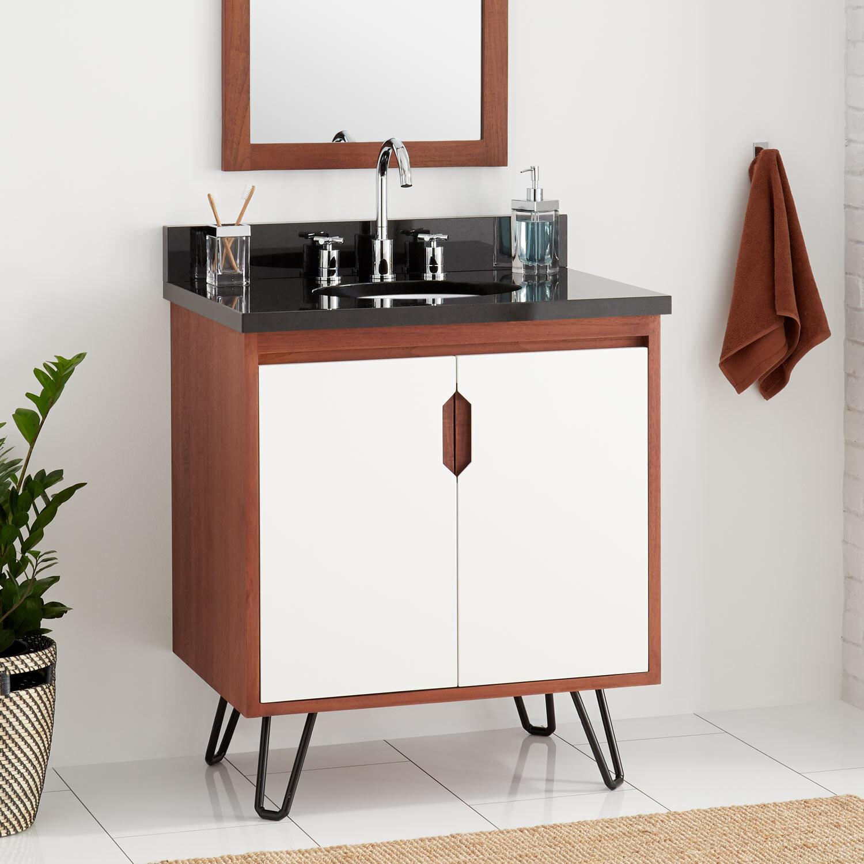 Signature Hardware Millie 30 Single Bathroom Vanity Wayfair