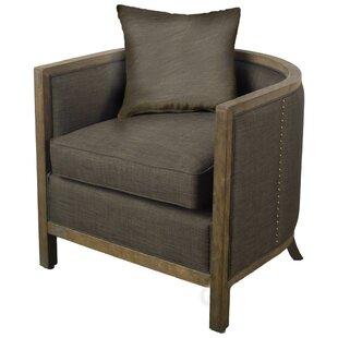 Foundry Select Bingham Barrel Chair
