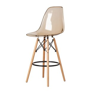 Mcelrath Mid-Century 27 Bar Stool Wrought Studio