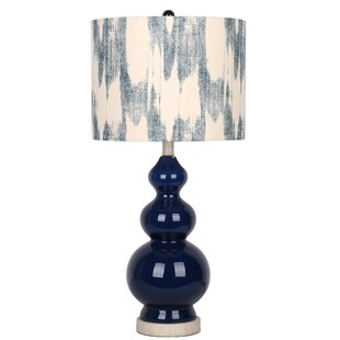 Doty Fabric 27'' Table Lamp (Set of 2)