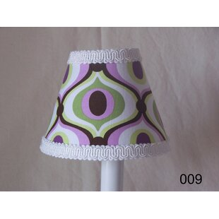 Retro Funk 11 Fabric Empire Lamp Shade