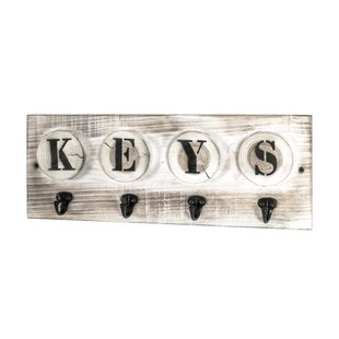 Key Hooks By Brambly Cottage