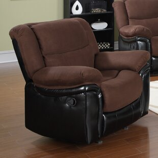 Warner Manual Rocker Recliner Flair