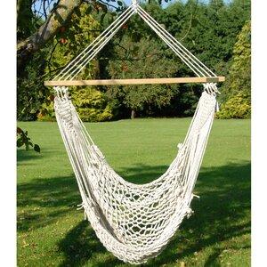cotton hanging chair  by hammock heaven hammock chair   wayfair co uk  rh   wayfair co uk