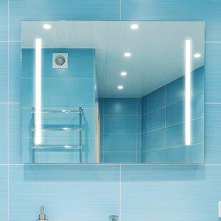 Bazan Modern&Contemporary Bathroom/Vanity Mirror by Orren Ellis
