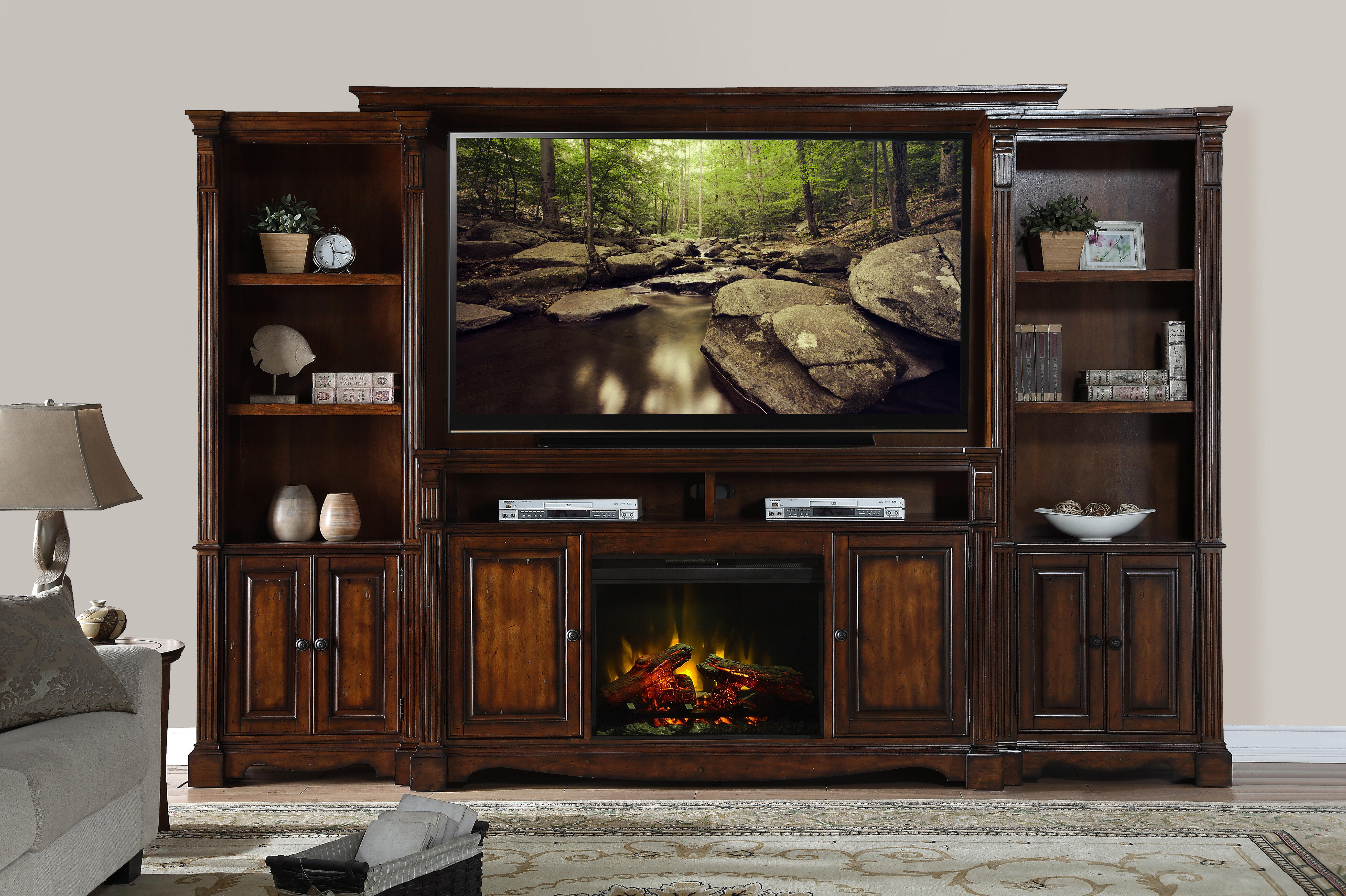Electric Fireplace Included Reviews