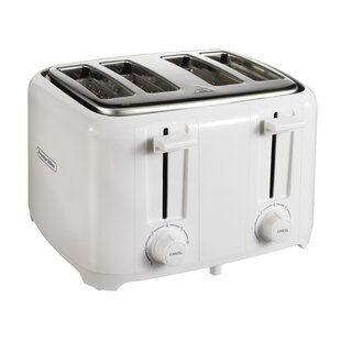 4 Slice Durable Toaster
