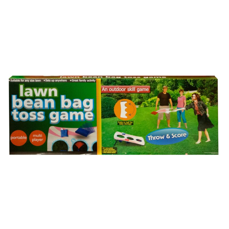 Lawn Bean Bag Toss Cornhole