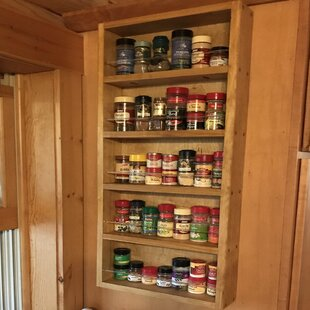 Midland Premium Spice Rack by WG Wood Products